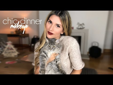 Chic Dinner Make Up