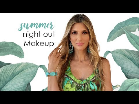 Summer Night out Makeup